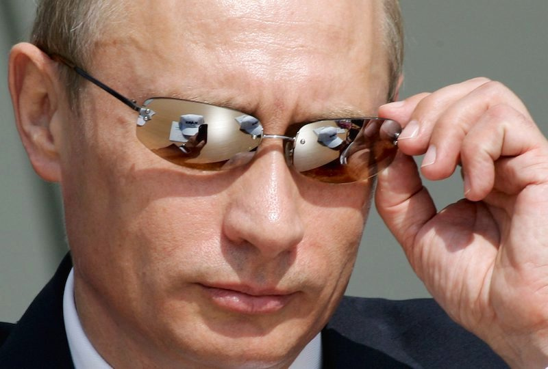 Putin-Sunglasses