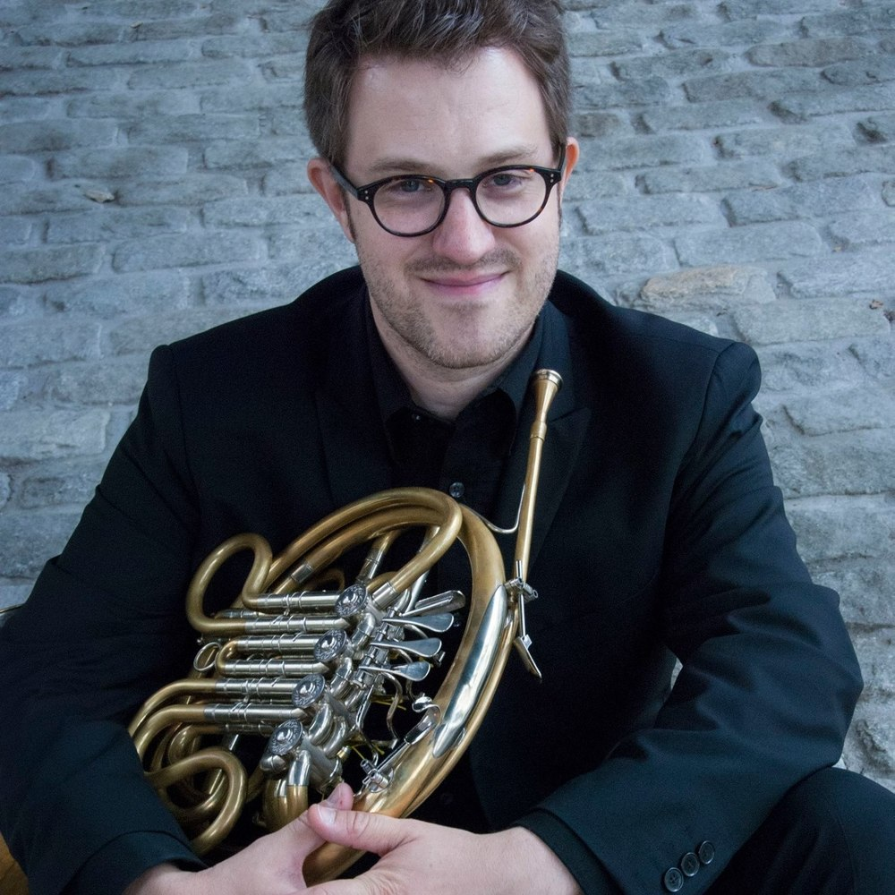 Eric Reed, Canadian Brass Alumnus