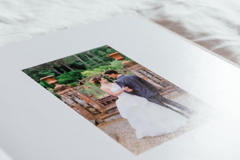 Fuji Lustre (Aria Book & DuoBook)