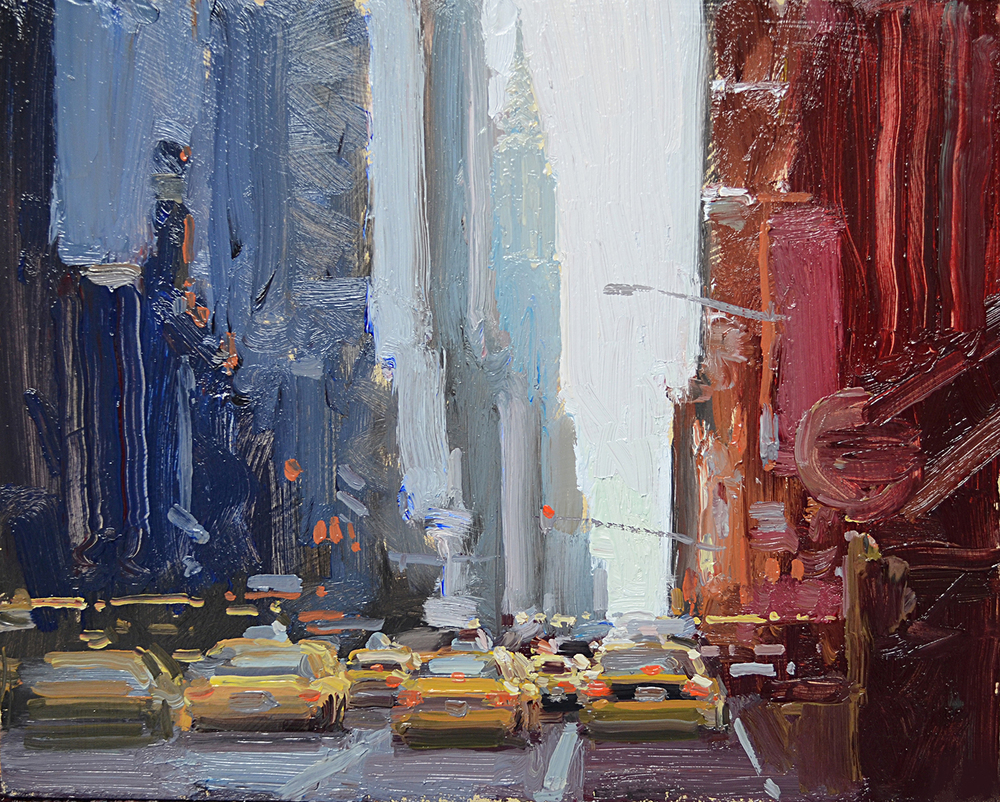 KEN AUSTER learn how to paint looser with his painterly style. Click the link below to view his instructional art course