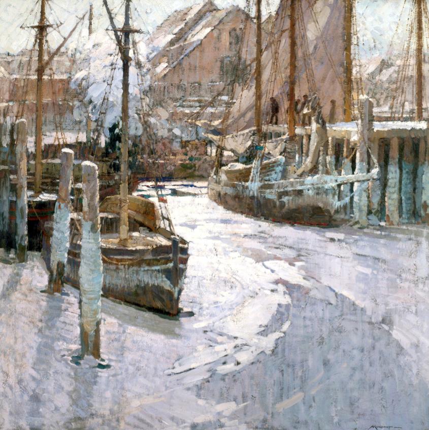 Frederick John Mulhaupt 1871 -1938