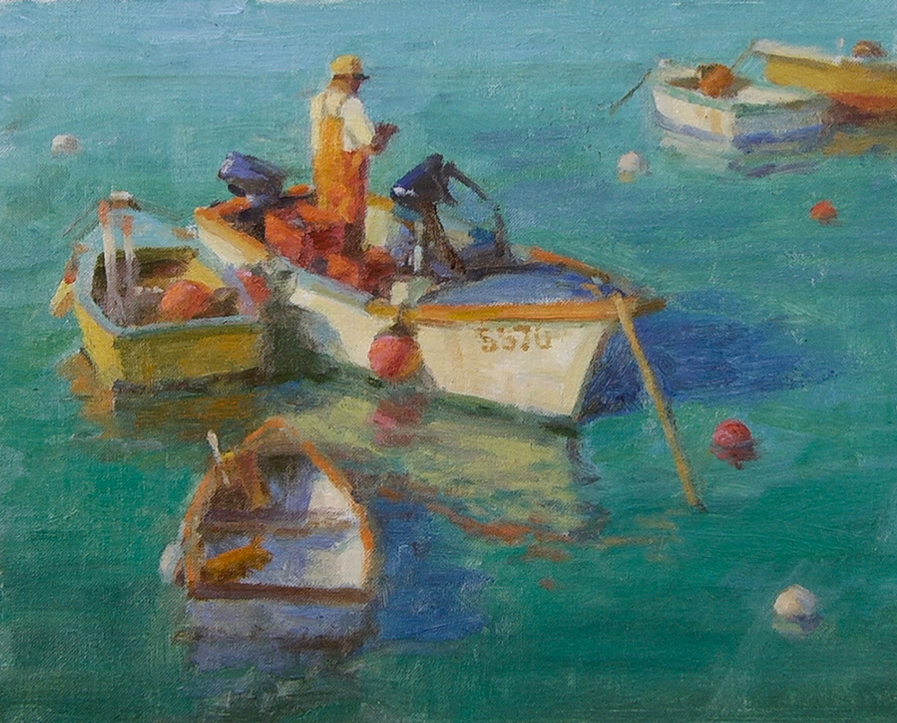 ned mueller-how to paint boats