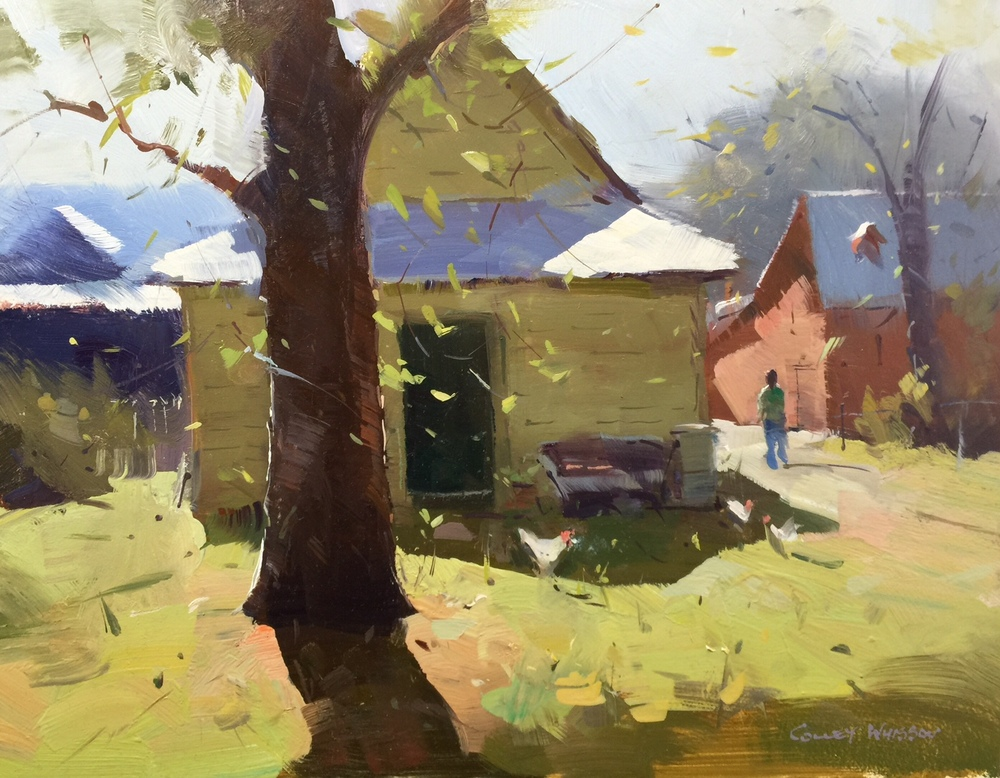 colley whisson video lessons