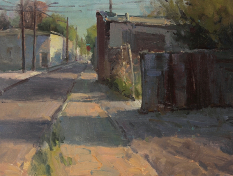 george strickland online workshop oil painting