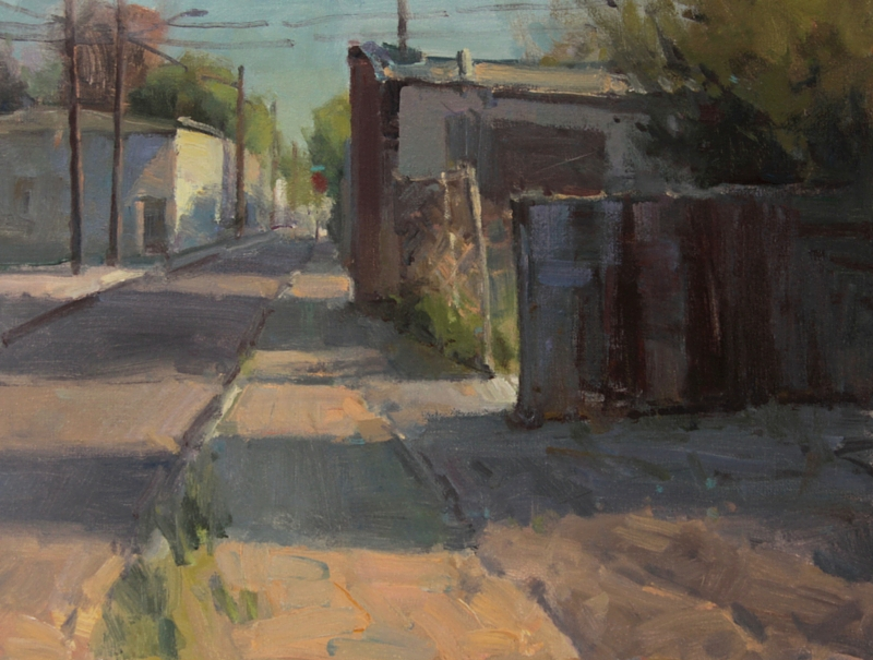 george stickland online workshop oil painting class
