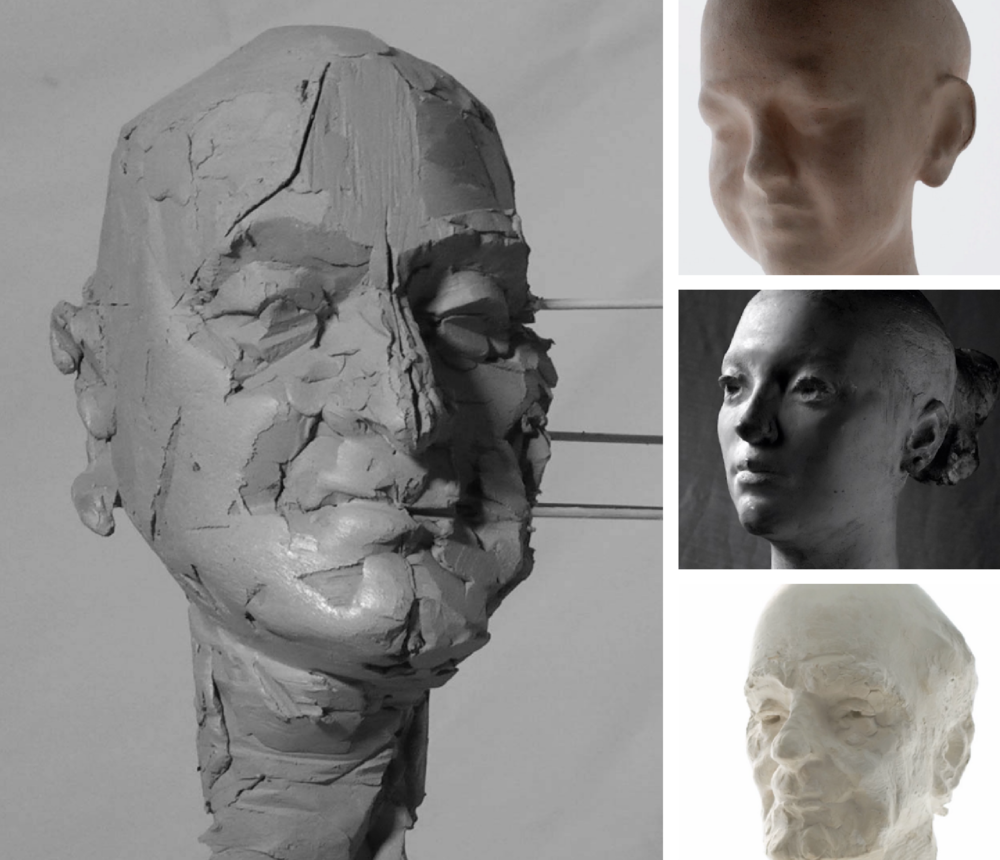 simon kogan - how to sculpt in clay