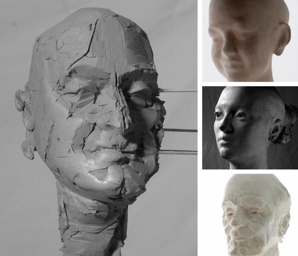 simon kogan - how to sculpt in clay