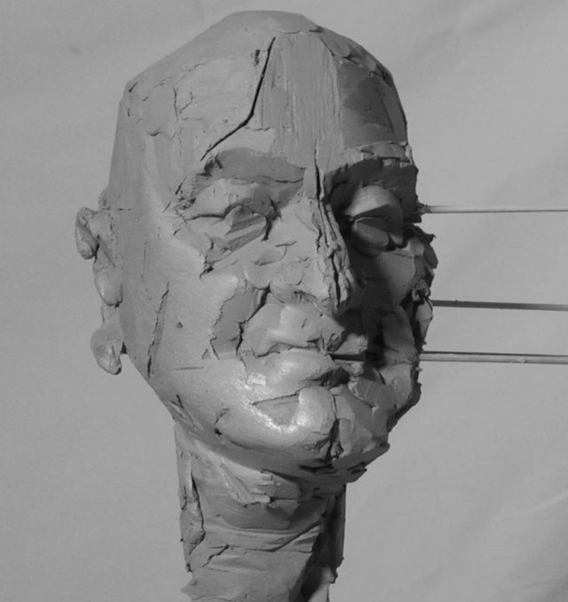 simon kogan,video,clay portrait,how to sculpt