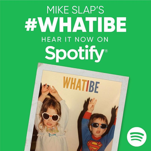 If you haven't heard my latest, hop on #spotify and give it a spin!  #whatibe