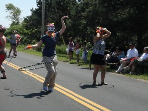 Hugo Parade Hooping