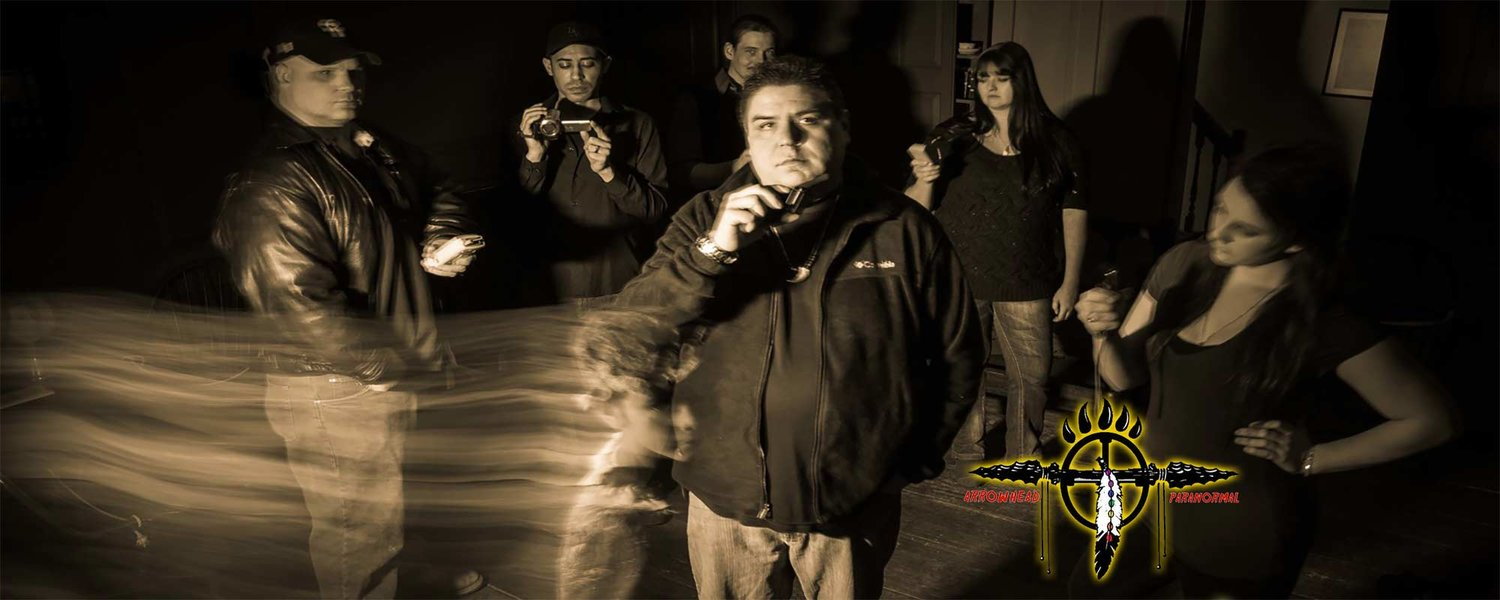 ARROWHEAD PARANORMAL INVESTIGATIONS