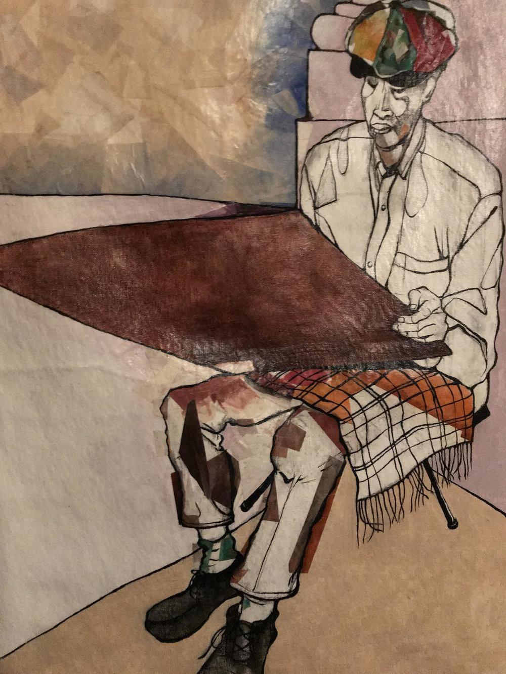 Arin Mitchell, A Work of Art Metropolitan
