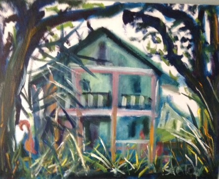 Jerry Seaton, Cedar Key Cottage , Florida