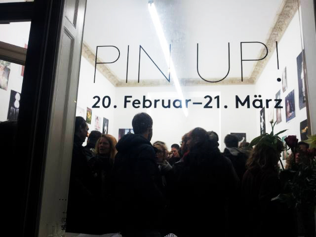 Opening Pin Up @ pavlov's dog, Berlin.