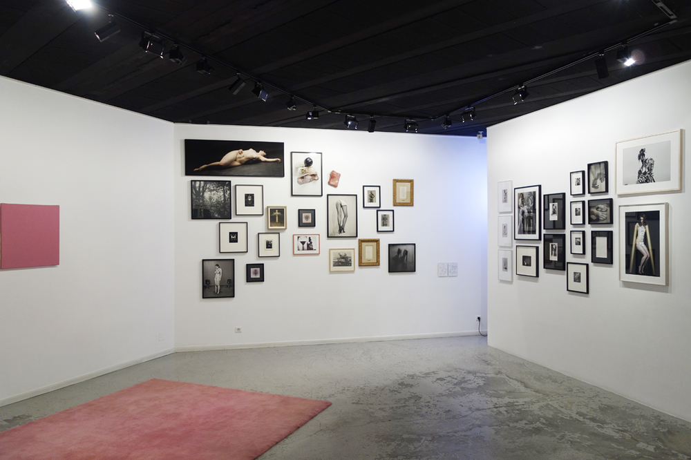 "Installation view ""mauvais genre"", Addict galerie, Paris France."