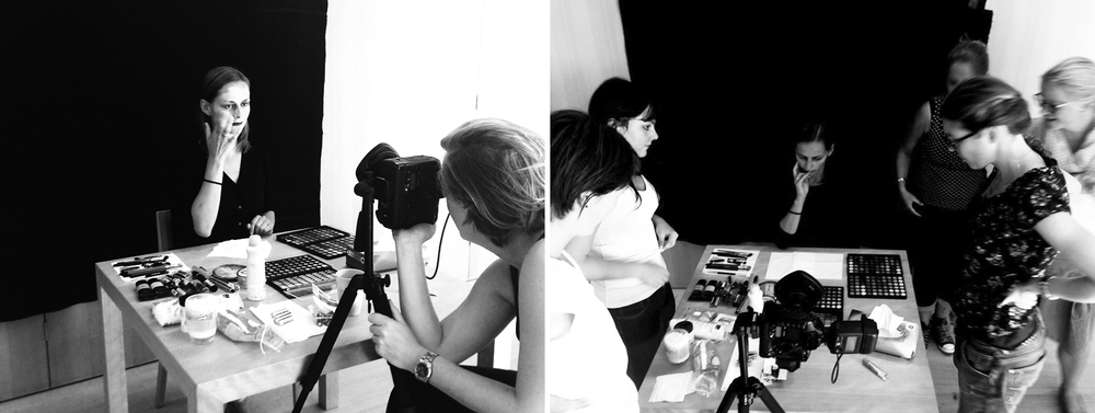 ID-Identity photo shoot at the Frauenmuseum Hittisau, Austria.
