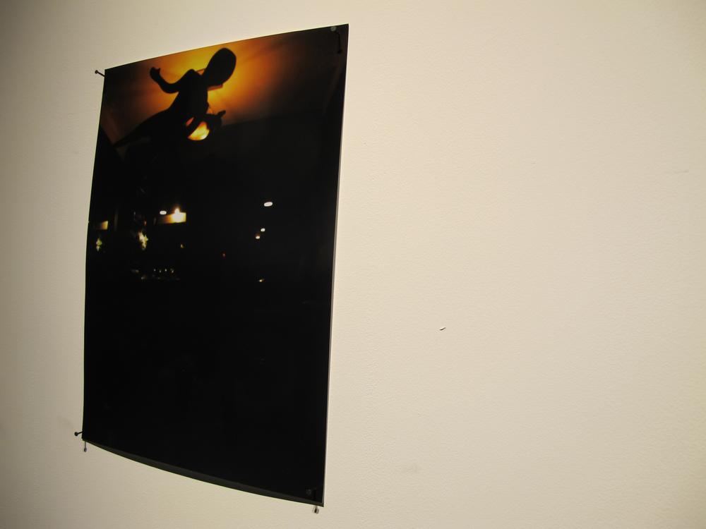 Installation view body noises @ Tongqi art center Shanghai, China.