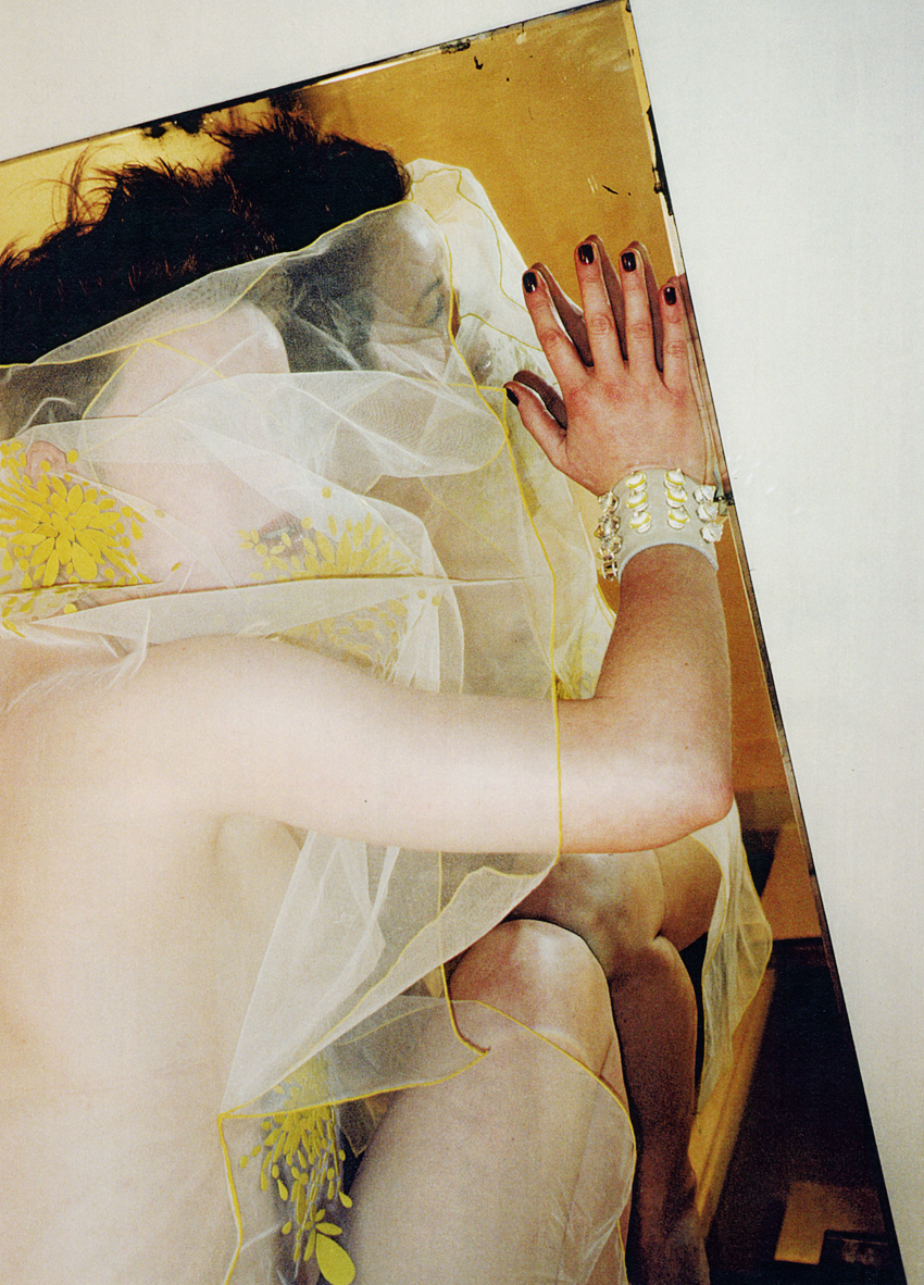untitled#83, self portrait, lambda print on kodak paper, sizes vary, 2003.
