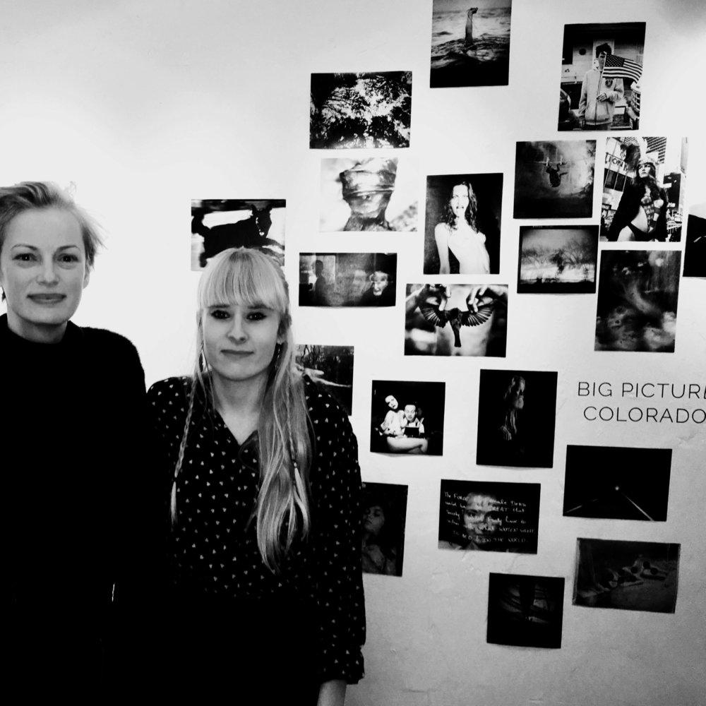 Susanne Junker & Pauline Caplet