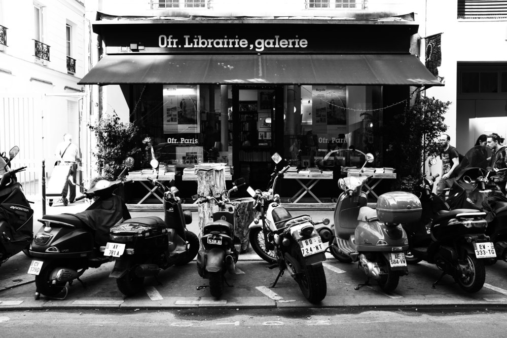 June 21 2018, signature and book release party at OFR, 20 Rue Dupetit-Thouars, 75003 Paris, France