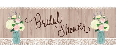 Ladies -- you're invited to a bridal shower for Angela Wade (Chris Barron). We'll be in the Reception Room (coffee area). Please enter building through back parking lot entrance.