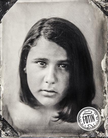Violeta, 12 años