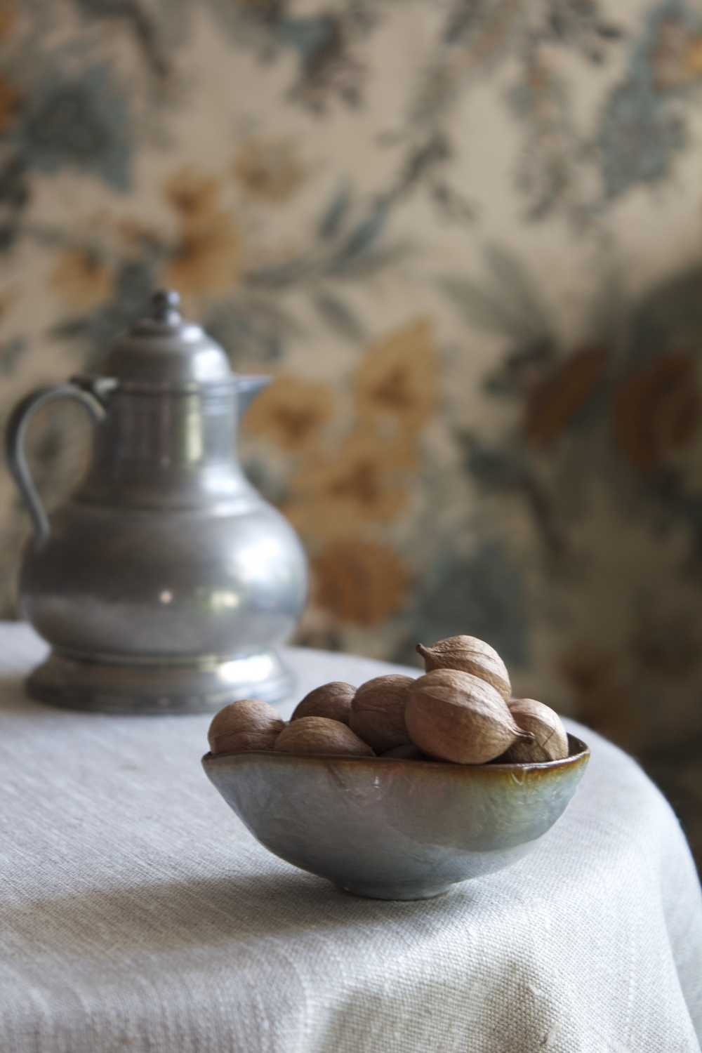 pewter pitcher and nuts.jpg