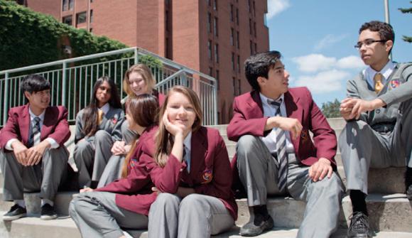 Este colegio privado en Ontario tiene un nombre para tu experiencia en Canadá: Excelencia