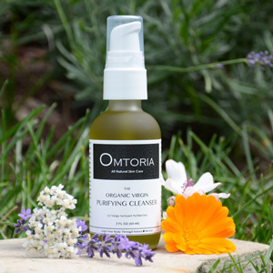The Organic Virgin Purifying Cleanser