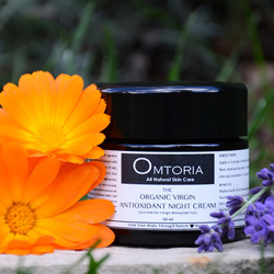 Organic Virgin Antioxidant Night Cream