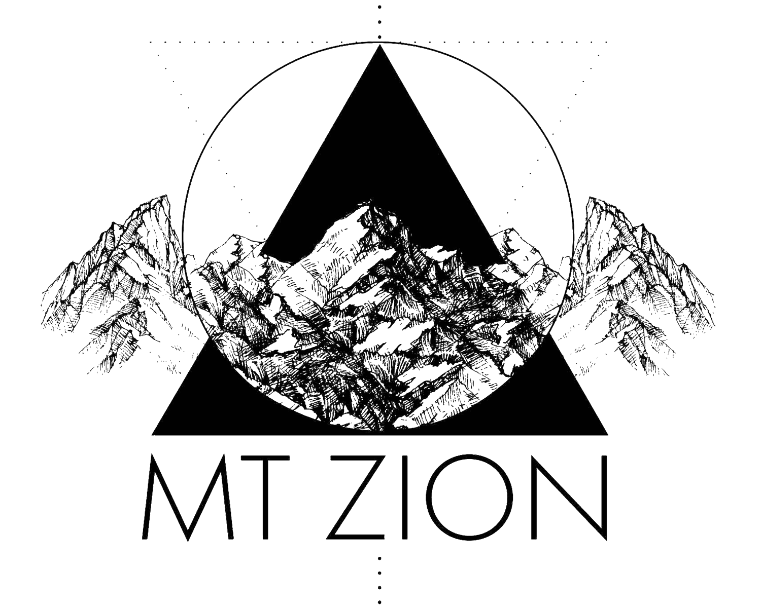 Mt Zion - Woodworking and Illustration for Home + Spirit