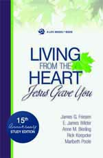"Life Model ""Living From The Heart Jesus Gave You"""