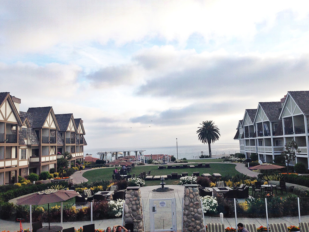 Travel to Carlsbad, CA. Review of the Carlsbad Inn through Resortime
