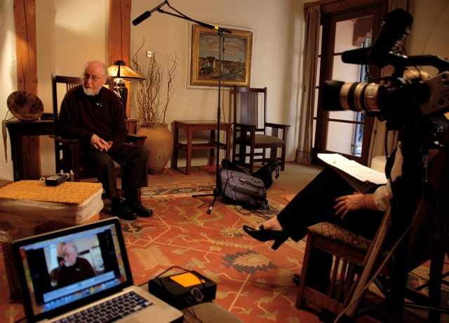 Interviewing John Williams for 1M1