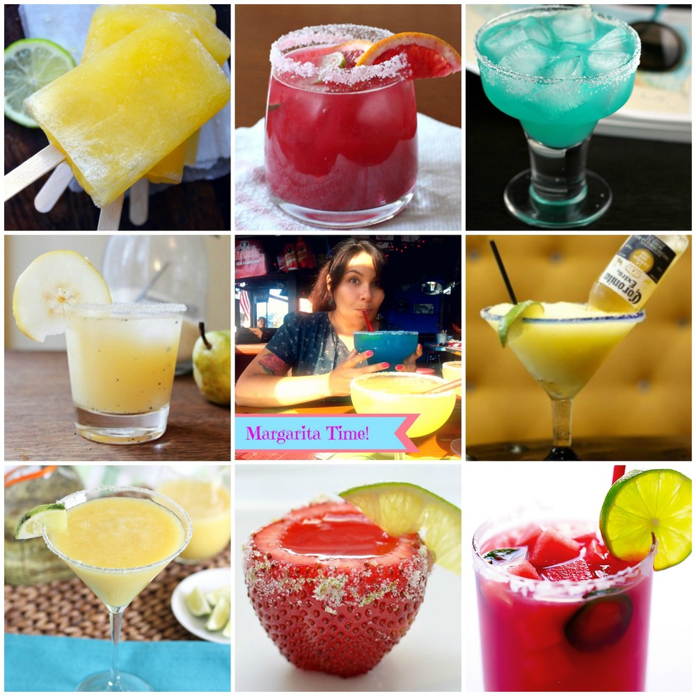 8 Summer Margarita Recipes