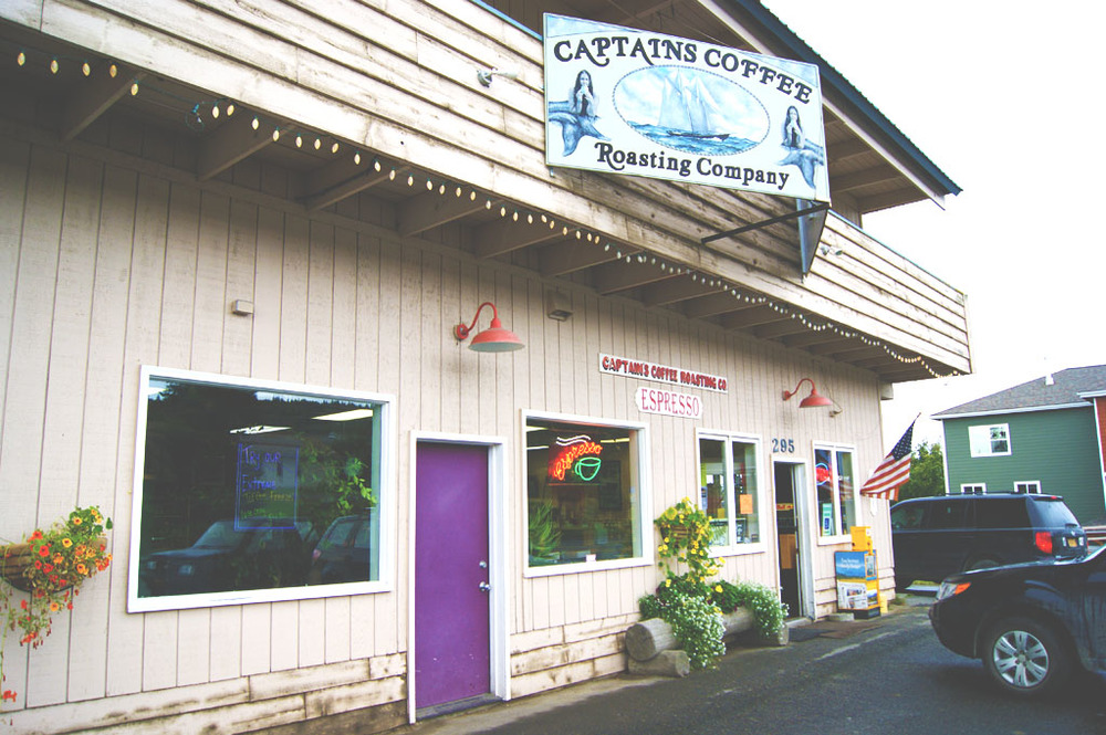 Captain's Coffee Roasting Company