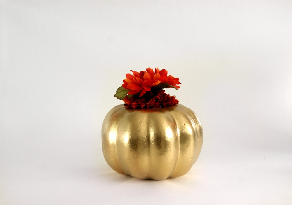 Gilden Flower Pumpkin 8
