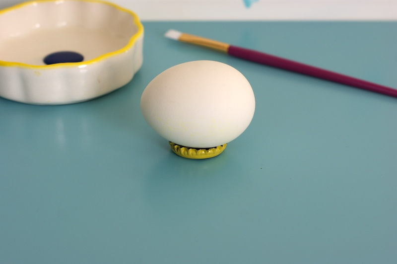 DIY Hand Painted Easter Eggs Inspired by UNICEF