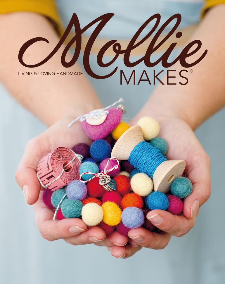 Mollie Makes meets A Charming Project - DIY maker interview