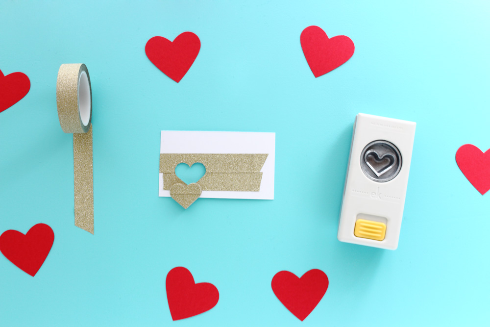 Valentine's DIY Heart Candy Box Tutorial