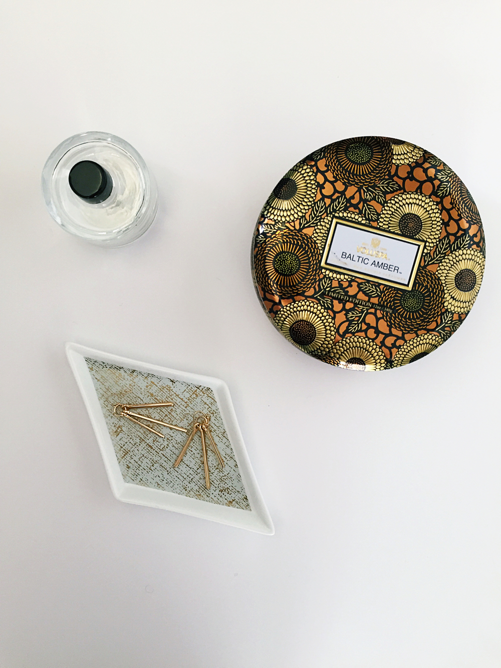 5 minuter project - Retro Jewelry Dish