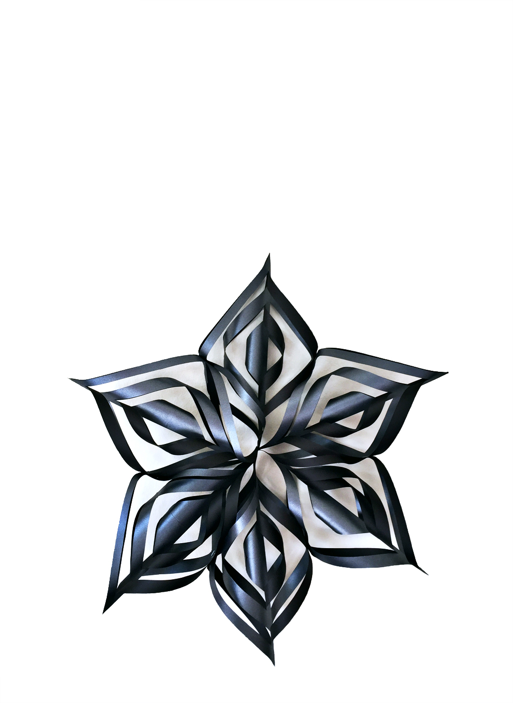 buy kimball miles decorations lighted snowflake decor