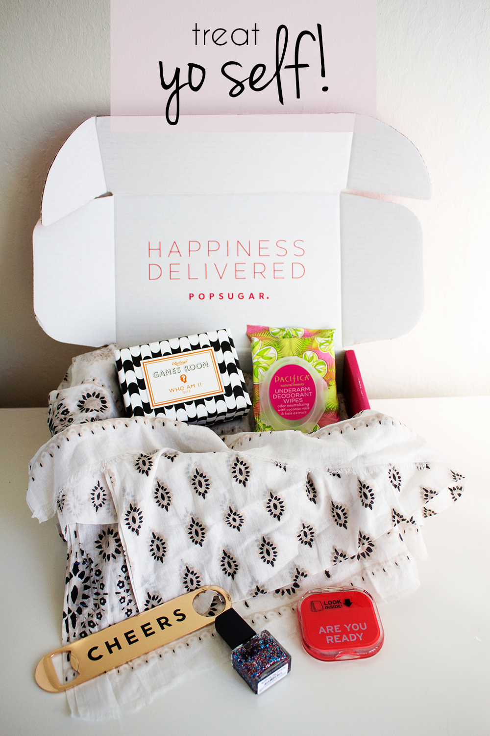 Must Have Box by popsugar
