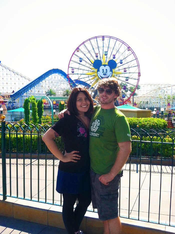 Dating - Disneyland!