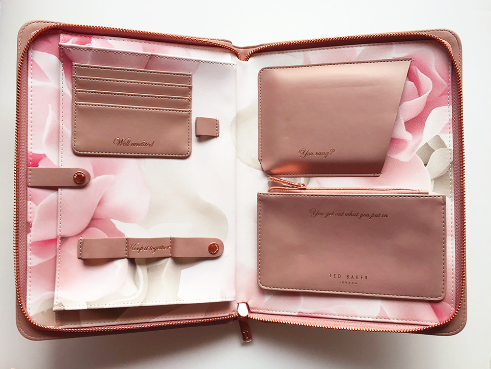 Lifestyle Organizer from Ted Baker