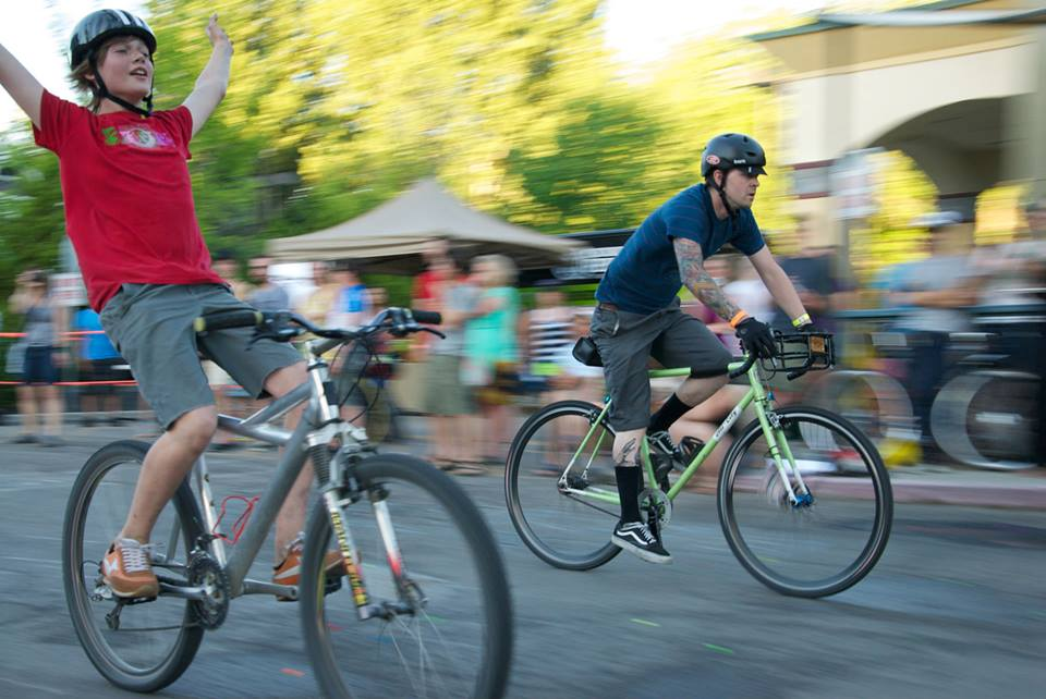 Pedal 4 the People is here. June 19-28th with 23 bicycle events!
