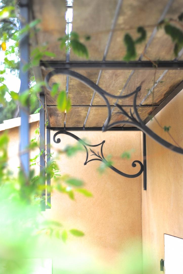 Potences balcon