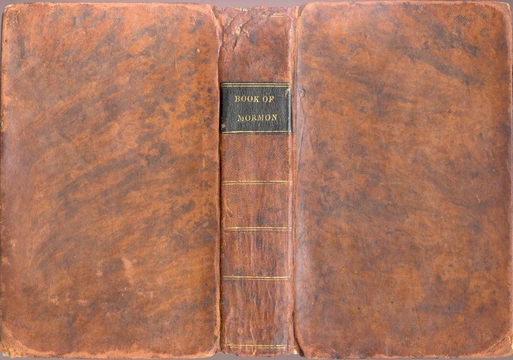 "1830 First Edition Book of Mormon (prior to all changes)       ""I told the brethren that the Book of Mormon was the most correct of any book on earth, and the keystone of our religion, and a man would get nearer to God by abiding by its precepts, than by any other book."" (Joseph Smith)         This ""most correct book"" has been changed over the years to reduce outright and sound opposition to Mormon doctrines based upon the facts evident within their own writings.       Although in the past, the Mormon leadership has esteemed this book over all others, the current strategy apparently is to say that history (tradition) is more important than theology (doctrine). Yet the record stands in condemnation of Mormonism upon both historical and theological grounds."