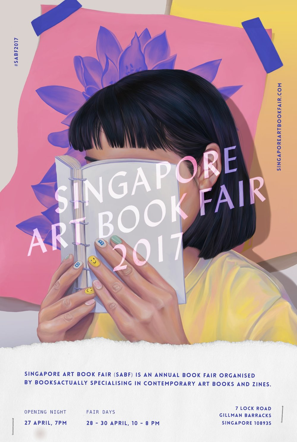 Popwire: Knock Yourself Out At The Singapore Art Book Fair -