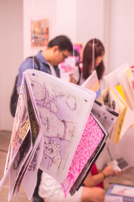 Luxuo: Singapore Art Book Fair 2018 Publishing As Discourse -